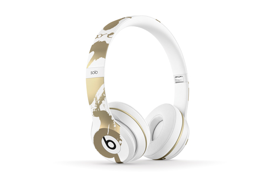 Limited-Edition Headphone Design