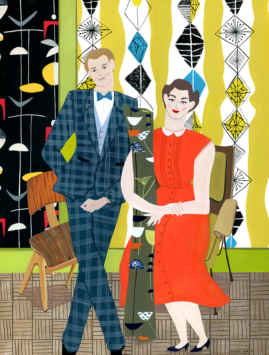 robin and lucienne day Design retailer twentytwentyone will host the at home with the days auction for the robin and lucienne day foundation, where objects from the couple's home.