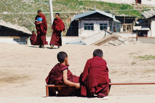 The Lives of Young Buddhist Monks