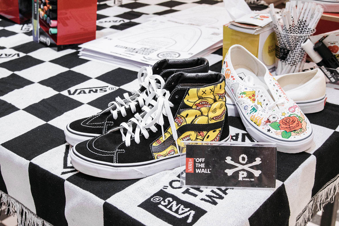 7278e73711 Vans has brought the Custom Culture Competition to Asia for the first time  ever this year. With a well-established reputation for individualism and ...