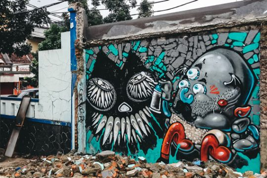 Redefining Street Art with Darbotz