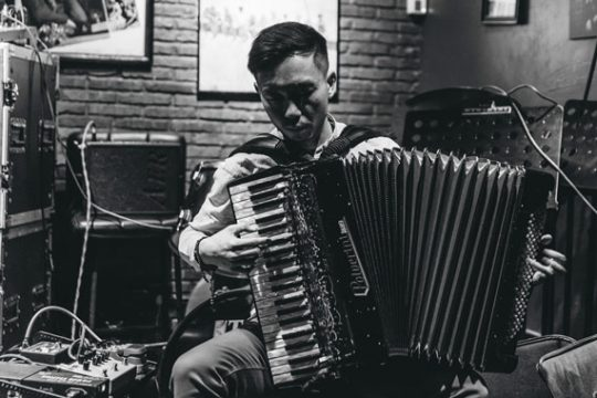 Modernizing the Accordion