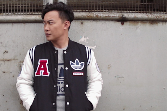Eason Chan's City Adventure