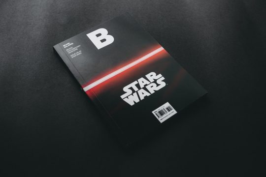 Magazine B – Star Wars
